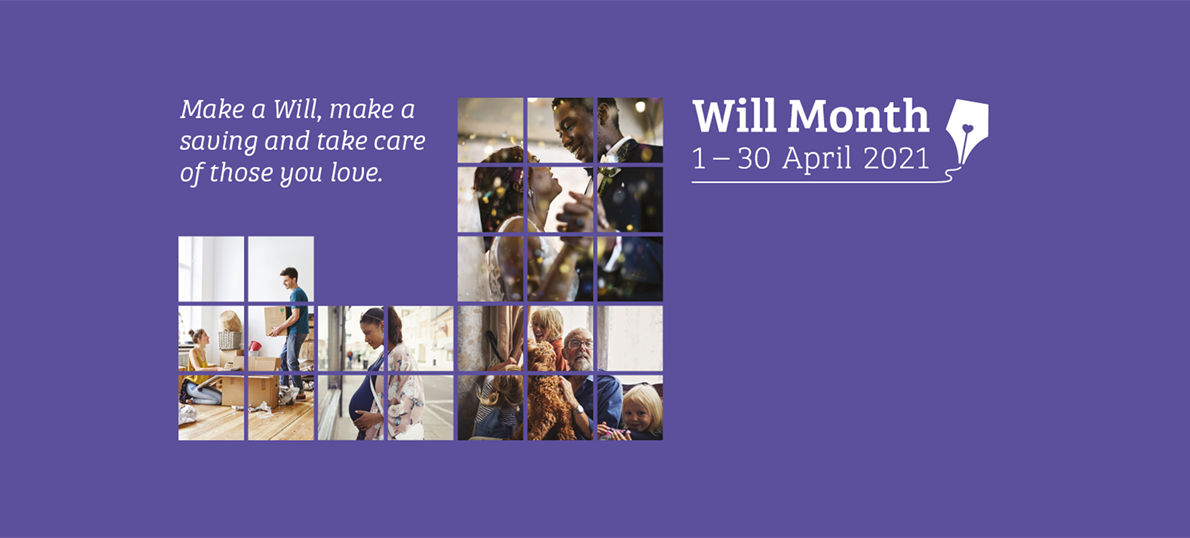 Make a Will, make a saving and take care of those you love.